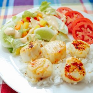 Alaskan Weathervane Scallops