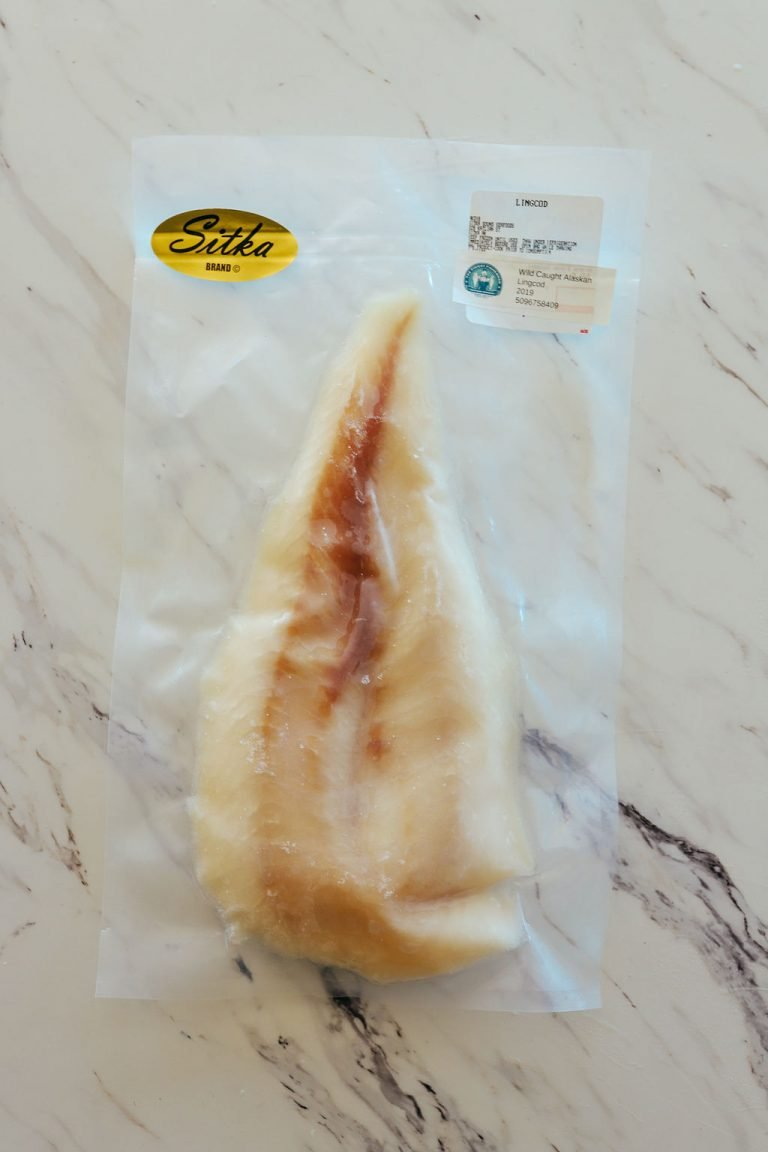 Read more about the article Baked Lingcod