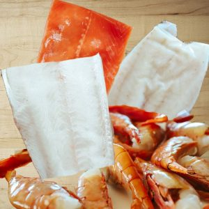 Seafood Sampler Pack